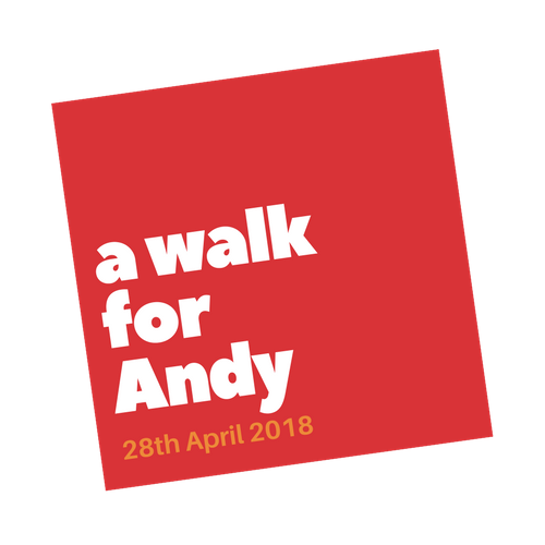 A Walk for Andy